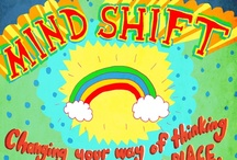 mind shift (positive) / by The Creativity Cure