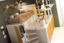 Small Space Efficiency / by Drew It Yourself - D.I.Y.