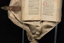 Bookbinding - Western / Codicology at its finest / by Christine Cox