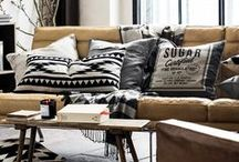 ::Design Board:: Black and White
