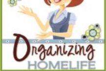 organize / by Heather Tucker