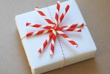 That's a Wrap! / Wrapping paper ideas & inspiration!  #giftwrap #wrap #wrapping