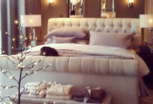 Beautiful Bedrooms / by Kathleen Calabro