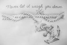 INK'D / by Alisa Tongpoon