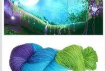 Superwash Merino Wool Yarn / Superwash Merino Wool Yarn  / by ExpressionFiberArts