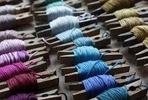 Yarn Organization Ideas / by ExpressionFiberArts