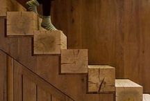 Homes - Stairs and Landings / by Drew It Yourself - D.I.Y.