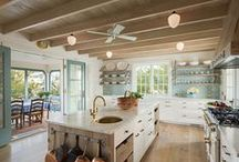 Home Girl: Kitchens / I'm collecting ideas for my future kitchen remodel.