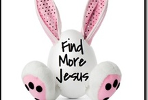 Easter = LOVE! / by Heather Russell
