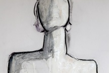 painting muses / by Amanda Woollends
