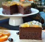TARTAS / Diferentes tartas, diferentes sabores .....