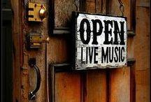 Music as Art / MUSIC VIDEOS / by Ed Welborn