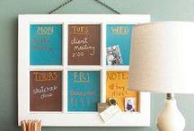 Organize it! / by Kim Lawson