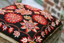 Embroidery, crochet & cross stitching