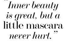 Beauty & makeup / let's plaster that make up on lol / by Skylar Marr