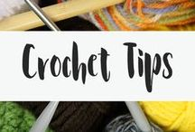 Crochet - Tips / This board is for crochet tips. I love crocheting, but I definitely do not know all the tips and tricks. This board is perfect for learning how to crochet, getting help crocheting, and more. If you want to make crochet animals but need help, this is the place to start!