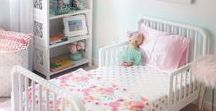 Girly Toddler Room Ideas / Ideas for a perfect toddler room