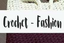 Crochet - Fashion / Get all the free crochet patterns for fashion here! Need a free crochet hat pattern? I have a ton. Want to crochet a scarf? Free crochet pattern for that. And my favorite, crochet patterns for animals. My little Ursula definitely has a ton of crochet dog sweaters!