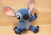 Crochet - Disney / Free disney crochet patterns  / by Stingy, Thrifty, Broke