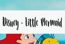 Disney - Little Mermaid / Everything Ariel