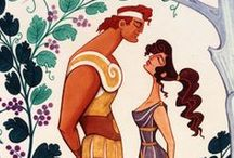 Disney - Hercules / by Stingy, Thrifty, Broke