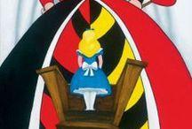 Disney - Alice in Wonderland / by Stingy, Thrifty, Broke