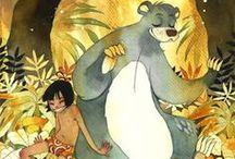 Disney - Jungle Book / by Stingy, Thrifty, Broke
