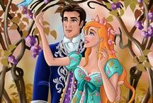 Disney - Enchanted / by Stingy, Thrifty, Broke
