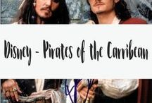 Disney - Pirates