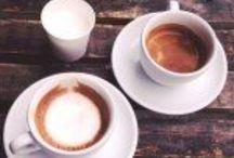 COFFEE driven / by Kim Lawson