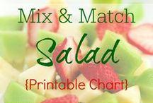 Salads / by Kim Lawson