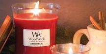 Warm & Cozy / Decor & more inspired by the soothing scents of warm cinnamon, deep aromatic woods, or a quiet night by the fireplace.