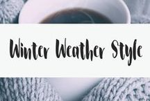 Winter Weather Style