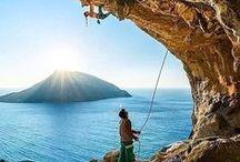 travel [ Rock Climbing ]