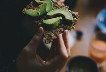 FOOD / by Mez Gallifuoco