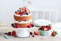 Wedding | Cakes & Sweets / cakes, cupcakes, pies & all the sweets in-between. / by Kendra Tuinstra