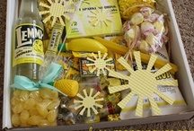 Simple Gifts / Ideas for gifts and how to wrap them
