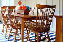 it started with DINING ROOMS / by Linda @ it all started with paint blog