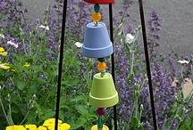 gardening ideas / by Rhonda Miller