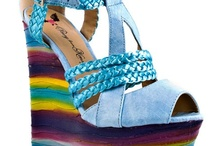 girls love shoes / by Rhonda Miller