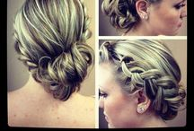 Cute hairstyles & Make up! / by Brittany Jaske