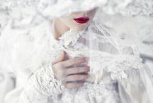 Lovely Lace / The loveliest lace inspiration on Pinterest.