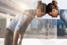 Chronic Fatigue Syndrome & Fibromyalgia / by Heather L. Weatherspoon