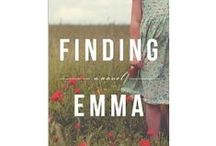 Finding Emma Series / My vision and idea board for my entire Finding Emma Series.