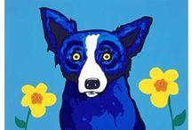 Blue Dog / Blue Dog