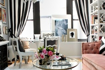 Living It Up Room / Totally eclectic and wild living room