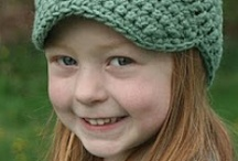 Crochet hats & headbands  / crochet patterns for hats & headbands / by Karens Kreations