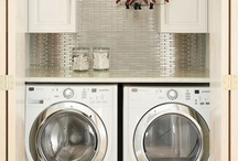 Clean Fresh Linens / Laundry room wishes