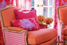 Sitting Pretty / My upholstery obsession  / by Carrie Thomas