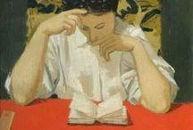 Detrás de un libro, siempre hay un lector